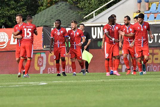 Gaz Metan Mediaş- FC Botoşani 0-0 | BotosaniNews.ro  |Gaz Metan-botoşani
