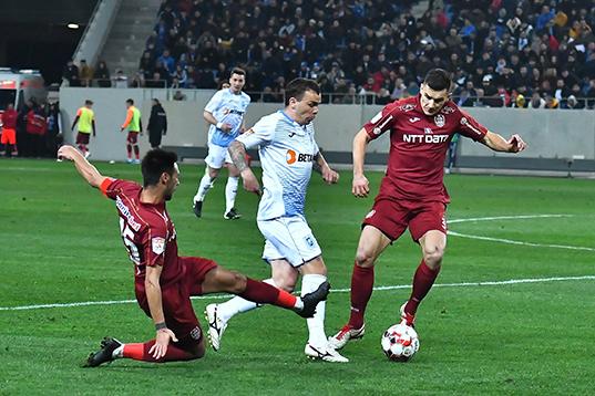 LIVE BLOG | CFR Cluj - Craiova, lupta pentru titlu! 'Alb ...  |Cfr Craiova